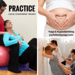 I offer calm birth preparation workshop purley