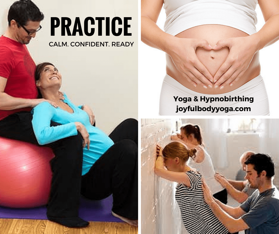 I offer calm birth workshop London