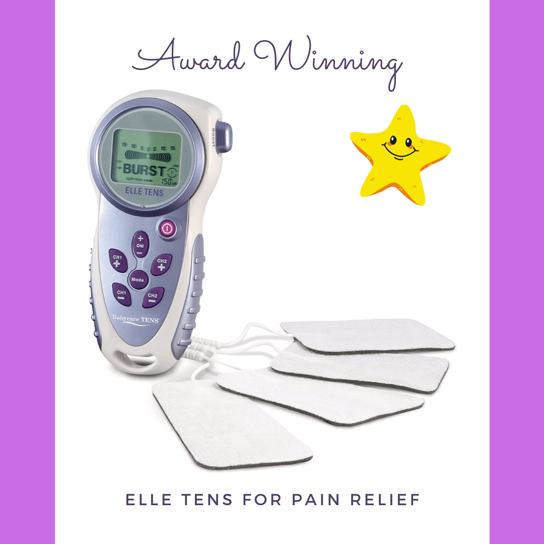 maternity Tens machine for pain relief