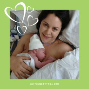 mum and baby testimonial